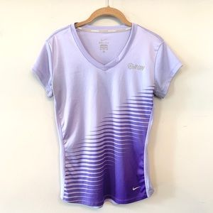 Nike Run Dri Fit Running T-shirt Medium